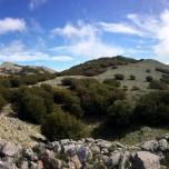 """Las montañas de """"Madonie"""" y sus pueblos"""