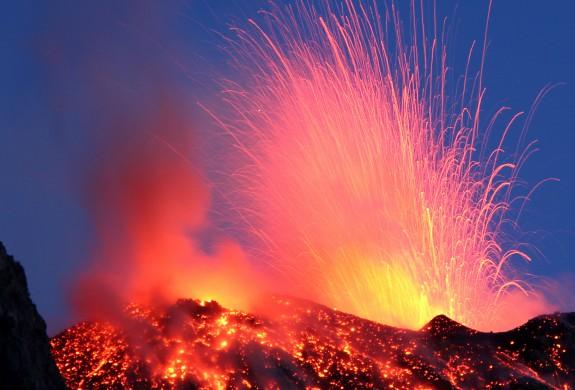 La Trilogía de los Volcanes de Sicilia