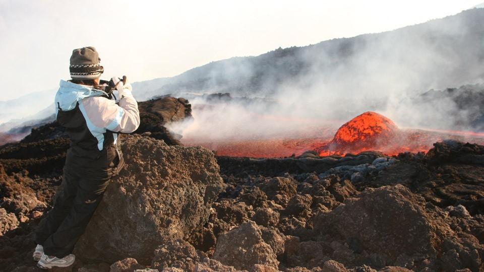 Qué hacer sobre el volcán Etna