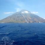 Photos du volcan Stromboli