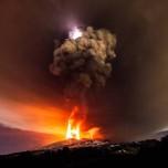 Etna eruzione 3 dicembre 3