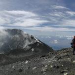 Etna Cratères