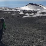 Randonnée à l'Etna