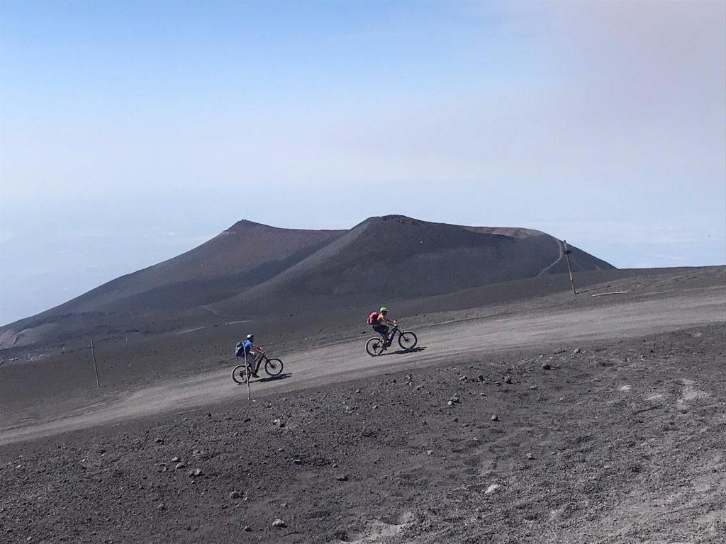 Etna Trilogie des Volcans