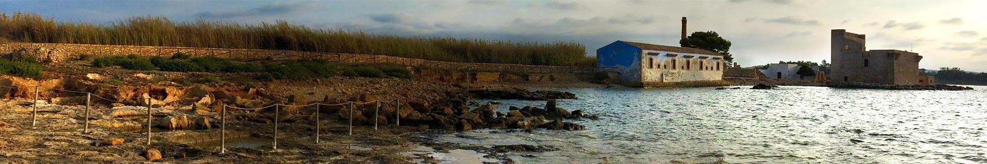 Foto riserva naturale Vendicari